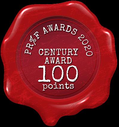 Proof Awards 2020 Century Award