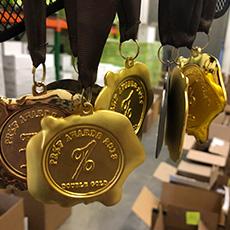 Win Medals