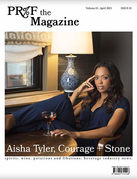 Alisha Tyler - April 2021