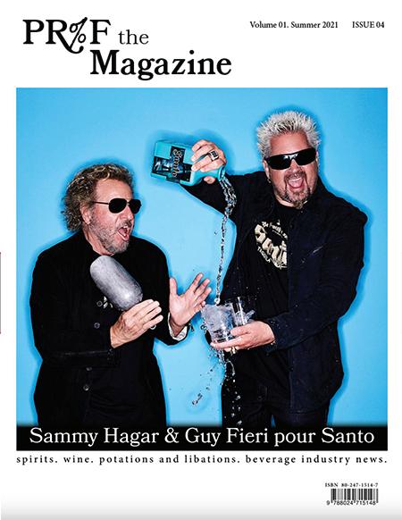 Sammy Hagar & Guy Fieri pour Santo - Summer 2021