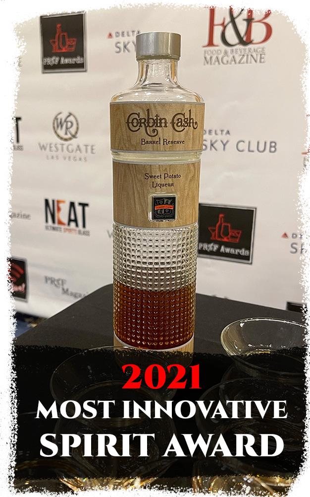 2021 Most Innovative Spirit Award
